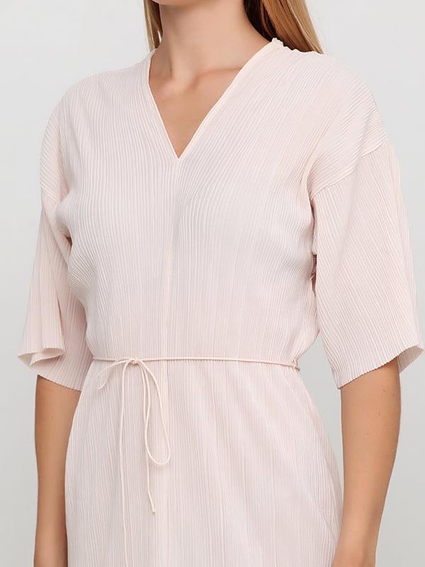 Платье кремового цвета | 5171031