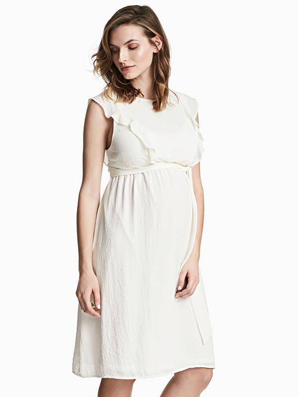 Платье молочного цвета | 5171087