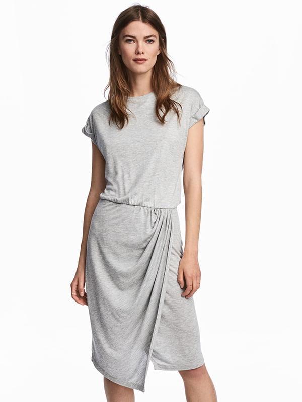 Платье светло-серое | 5171088
