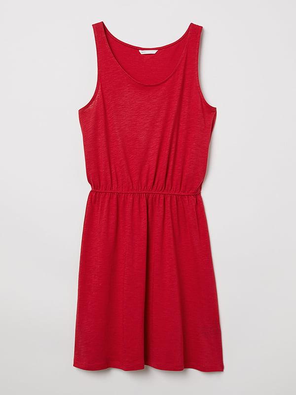 Платье красное | 5171106
