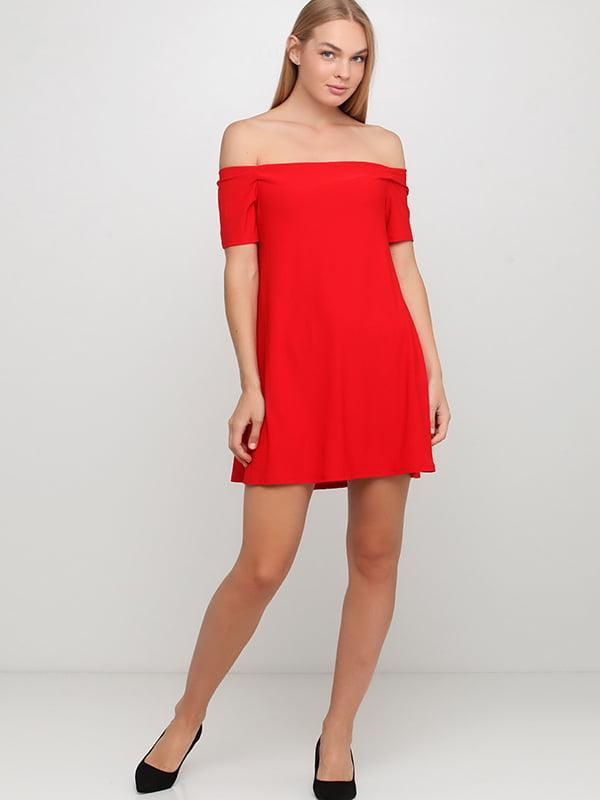 Платье красное | 5171352