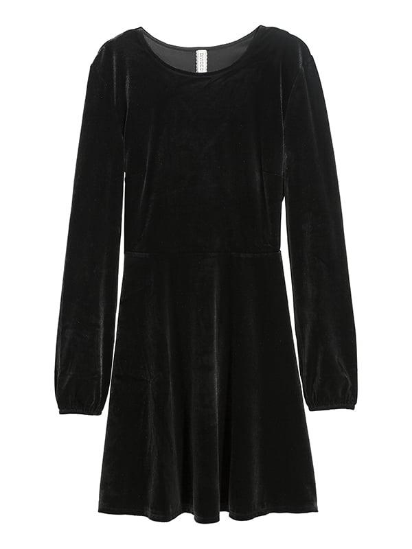 Платье черное | 5171383