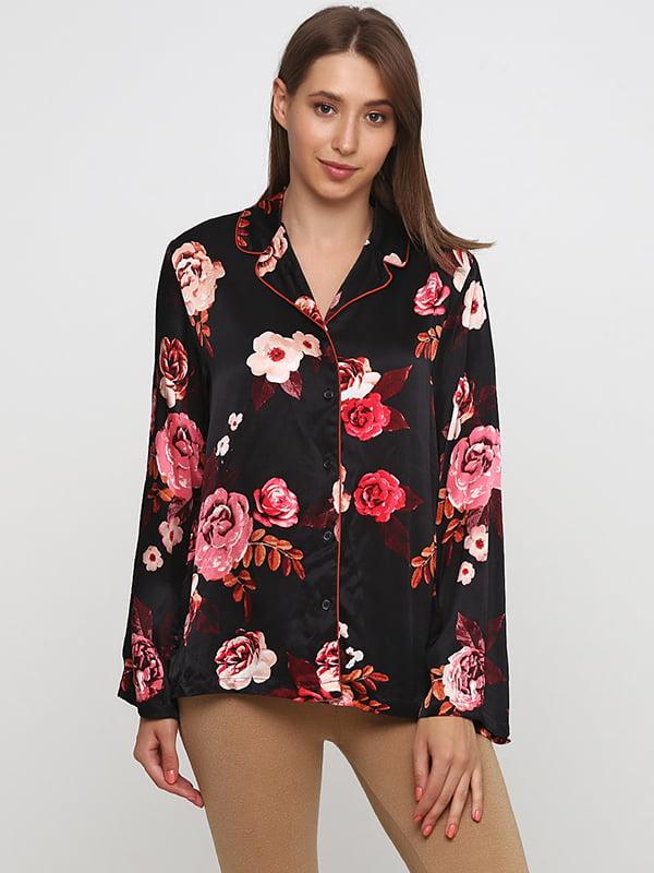 Рубашка черная   5171602