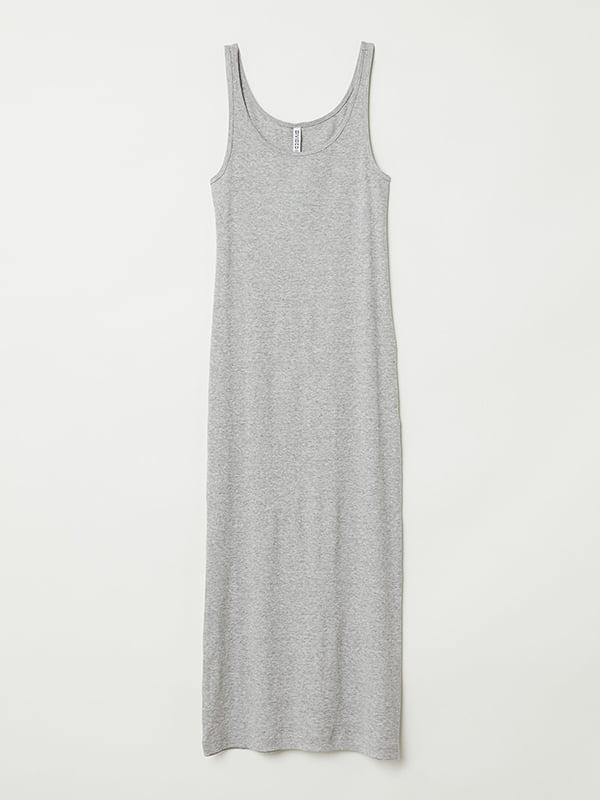 Платье серое   5171695