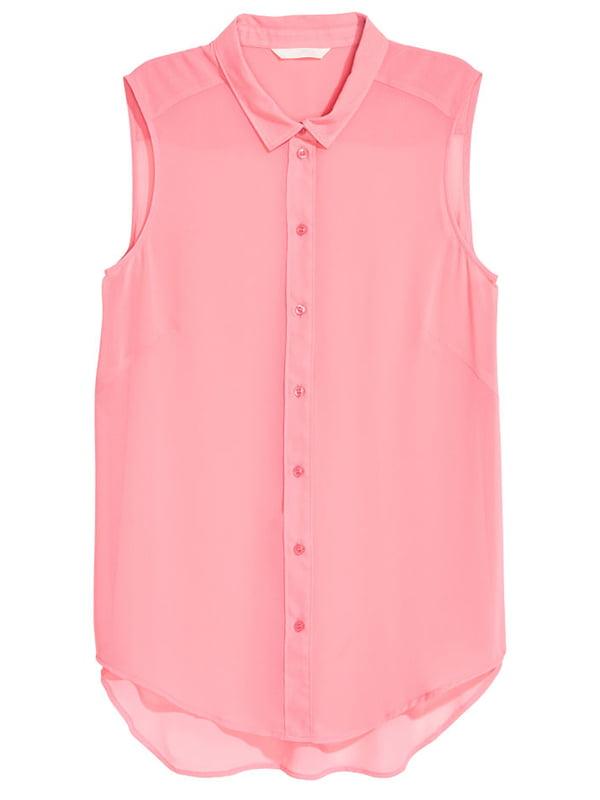 Блуза розовая   5171801