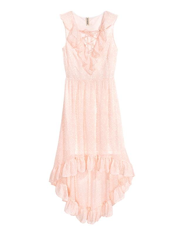 Платье светло-розовое | 5172068