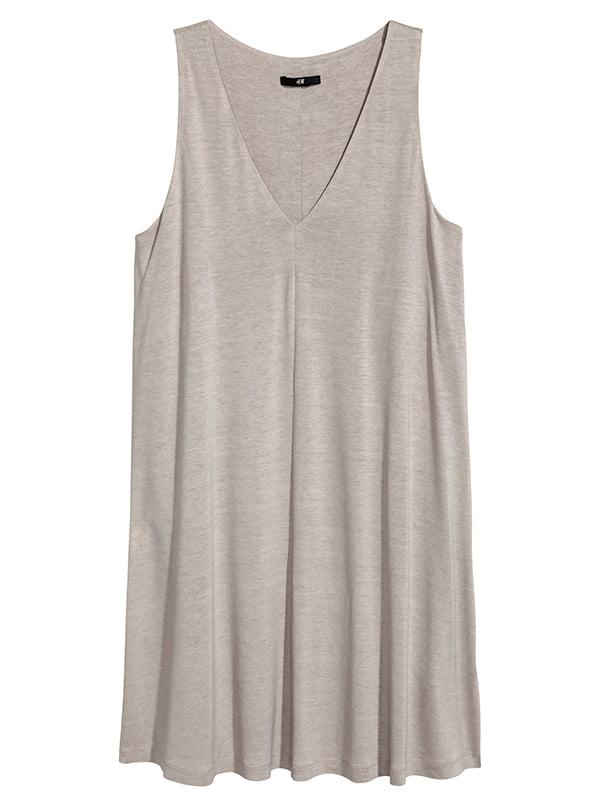 Платье серое | 5172086