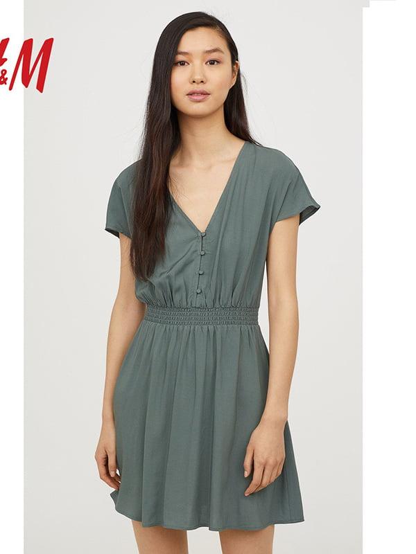 Платье зеленое | 5172722