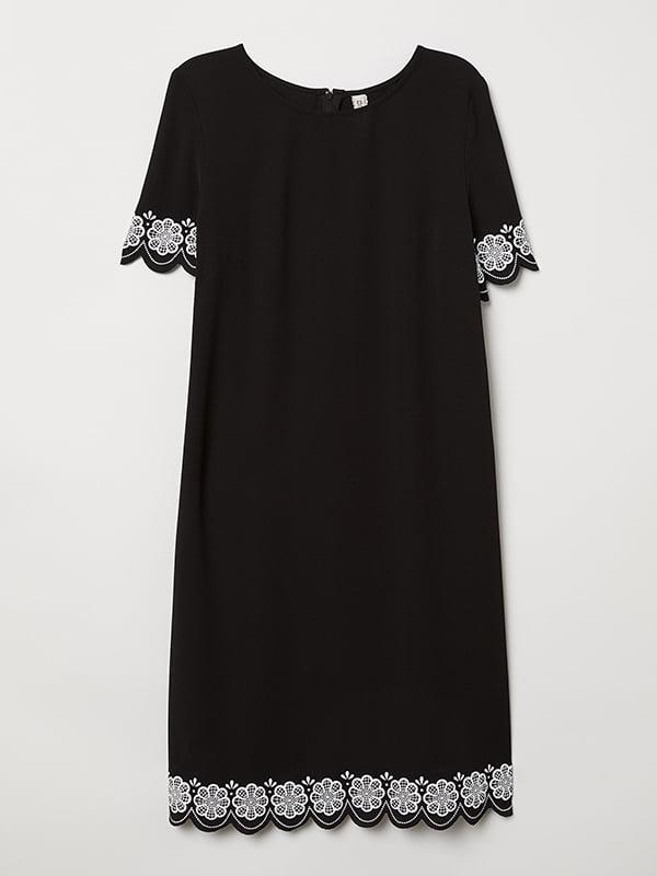 Платье черное | 5172830