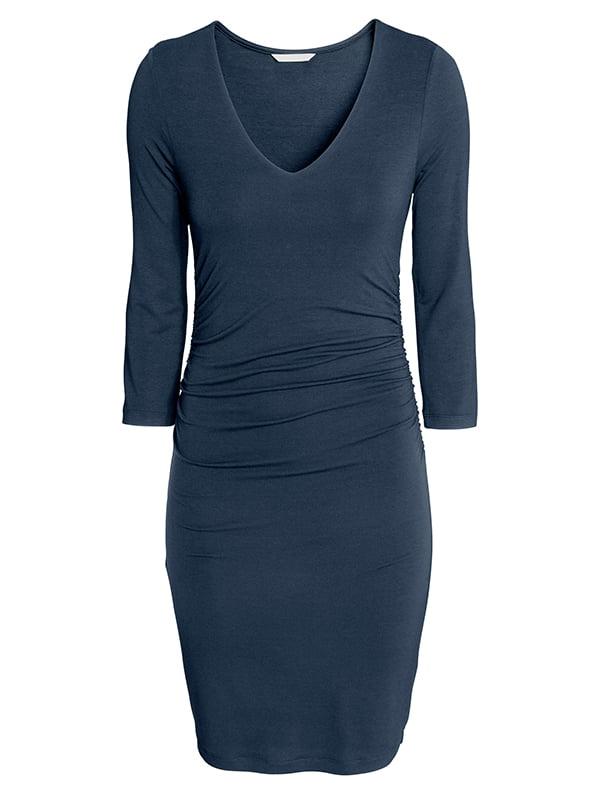 Платье темно-синее | 5173035