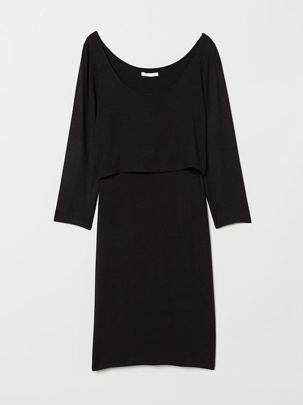 Платье черное | 5173130