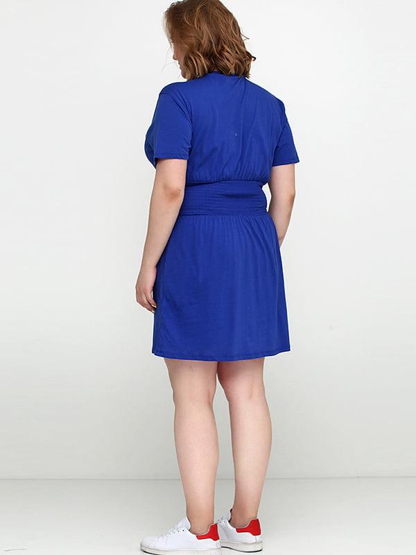 Платье синее | 5173138