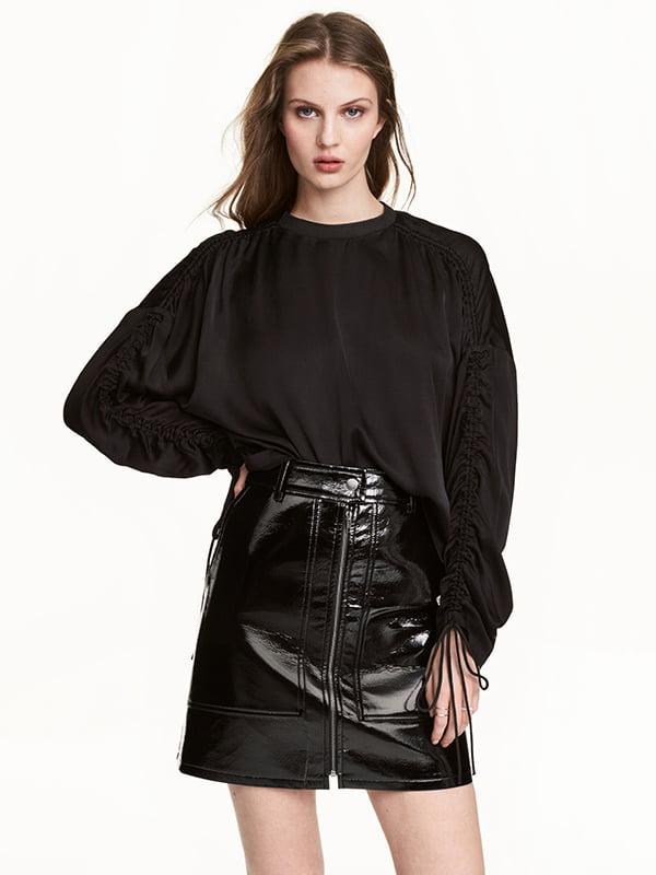 Блуза черная | 5170918