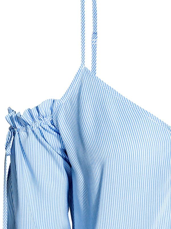 Блуза блакитна   5170990