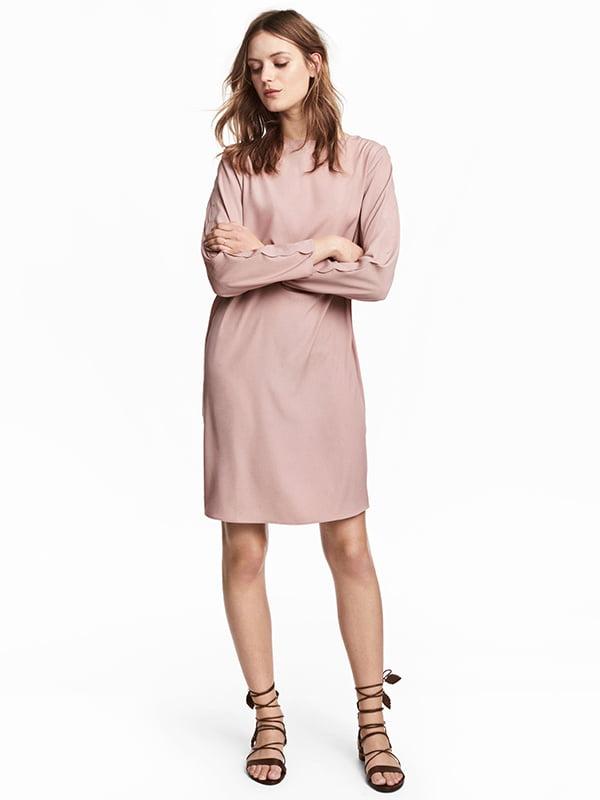 Платье бежевое | 5171124