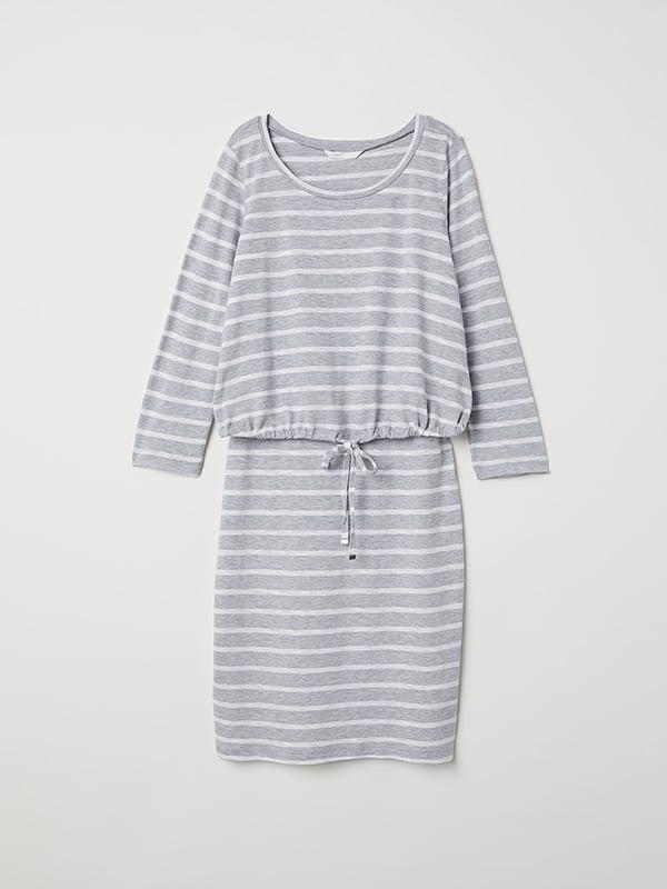 Платье серое | 5171388