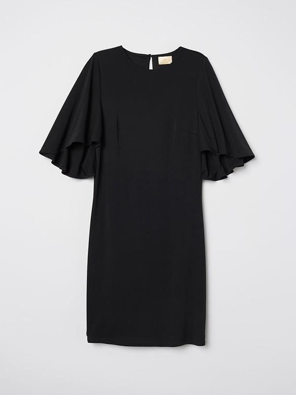 Платье черное | 5171575