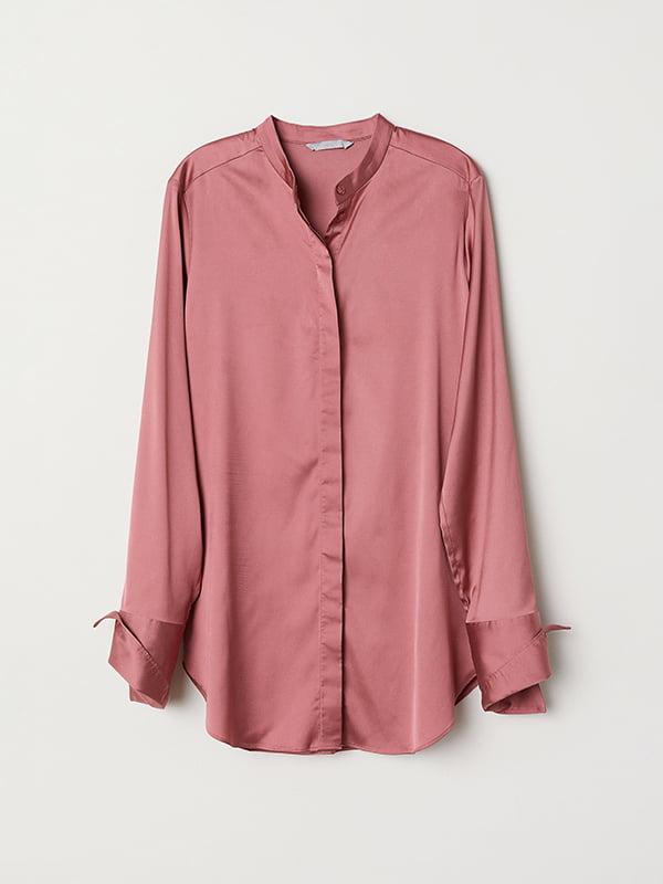 Блуза розовая | 5171591