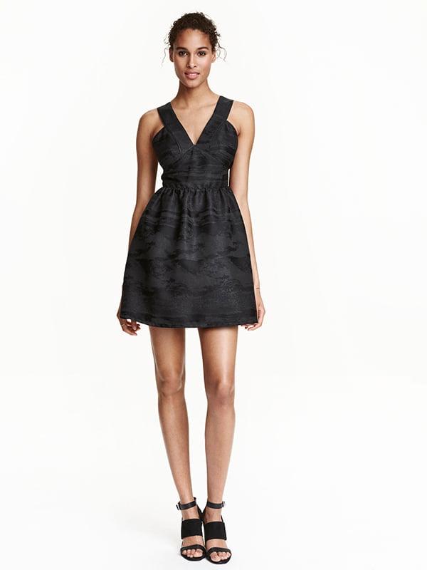 Платье черное | 5171854