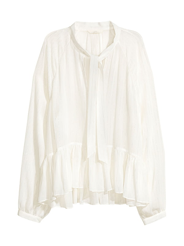 Блуза белая | 5172304