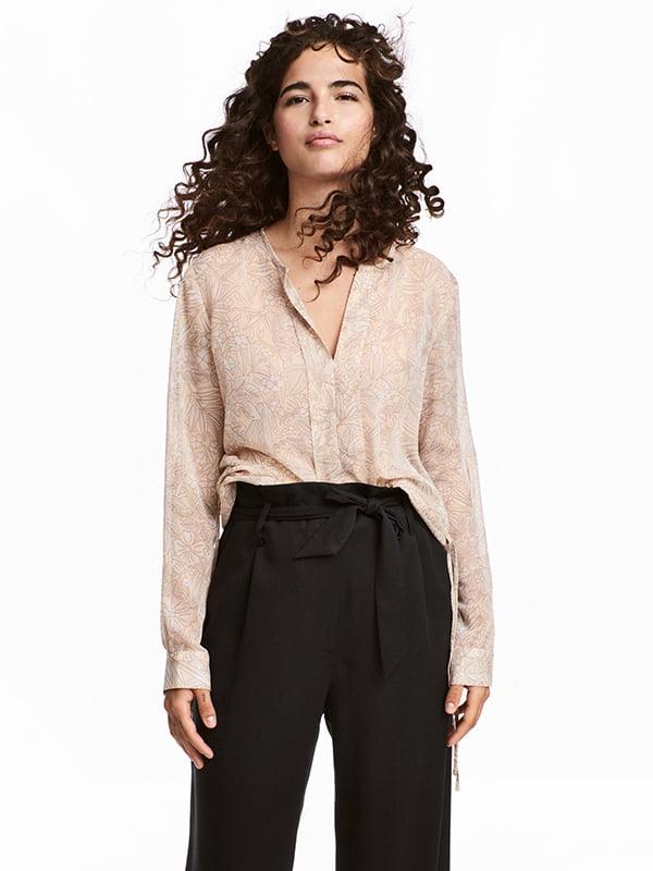 Блуза бежева | 5173120