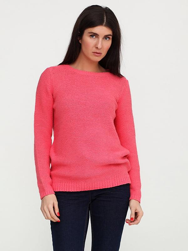 Джемпер розовый | 5173255