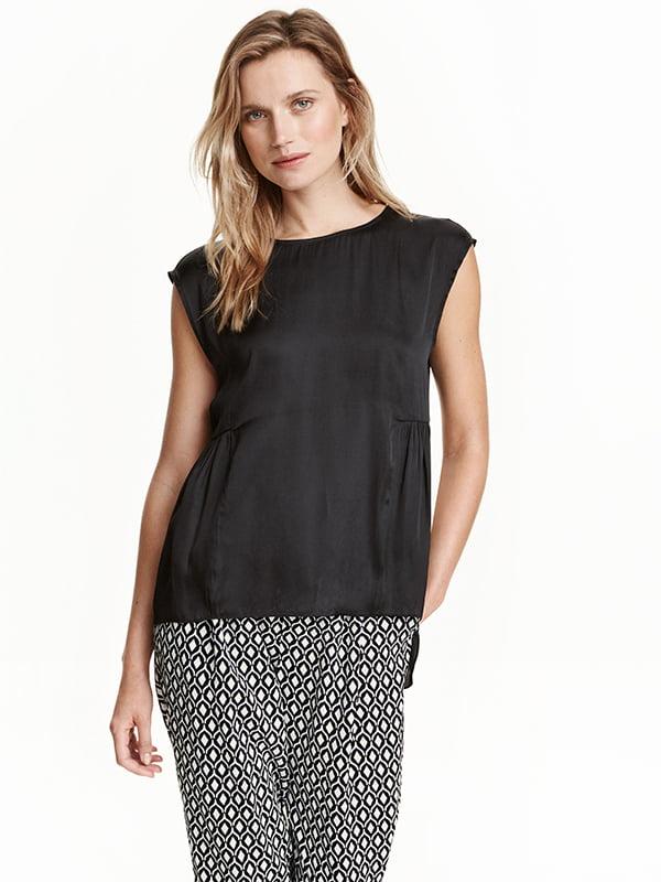 Блуза черная | 5170674
