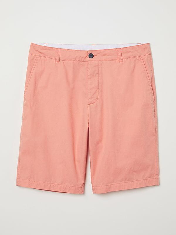 Шорты персикового цвета | 5170886
