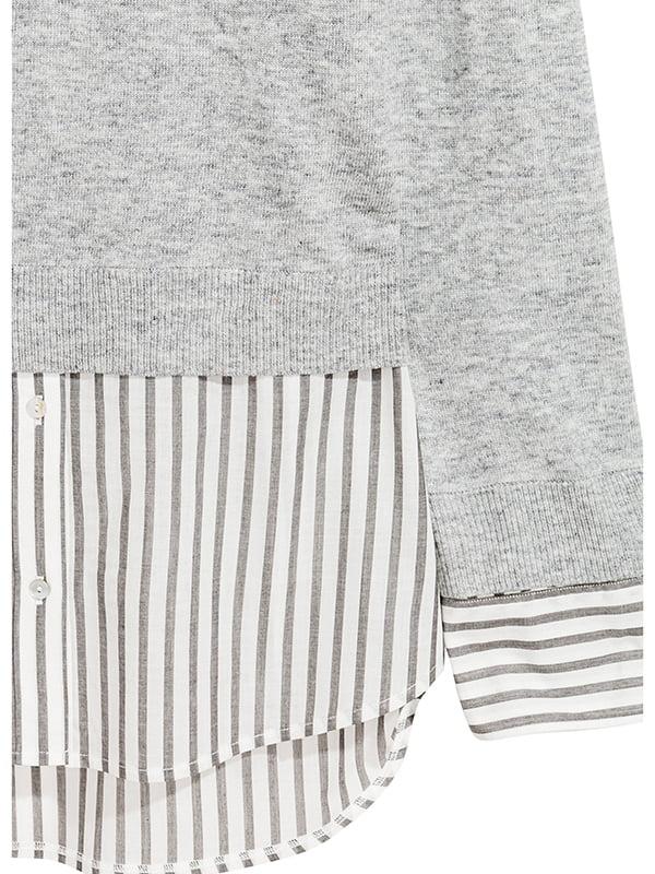 Джемпер серый | 5171115