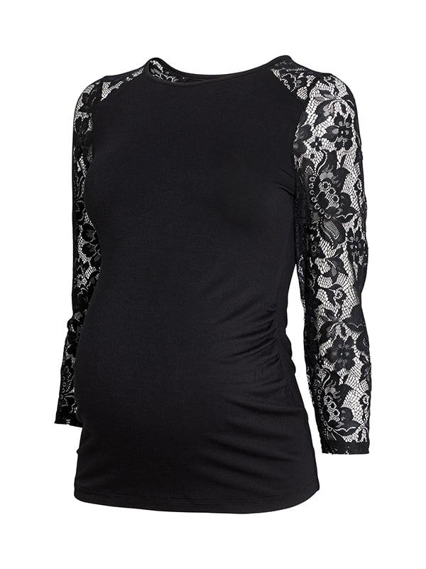 Блуза черная | 5171364