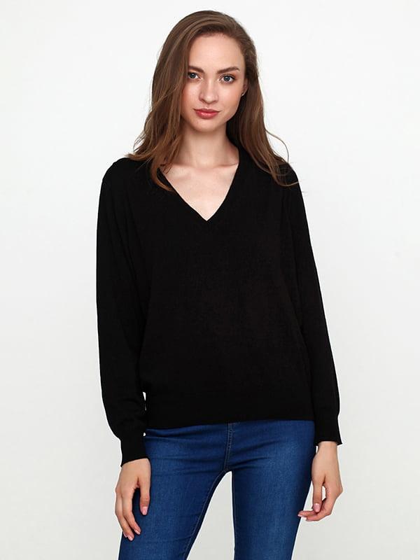 Пуловер черный   5171605