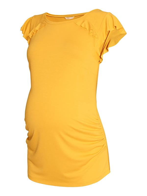 Футболка желтая | 5172206