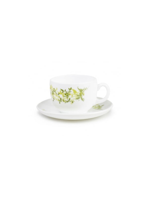 Сервіз для чаю: чашки (6 шт.) і блюдця (6 шт) | 5166457