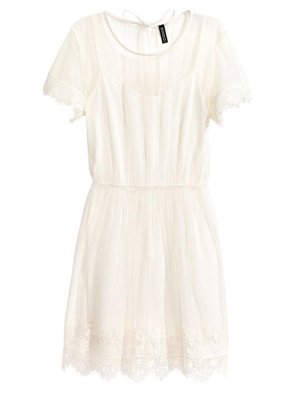 Платье молочного цвета | 5176303