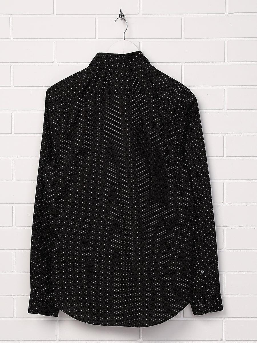 Рубашка черная | 5176505