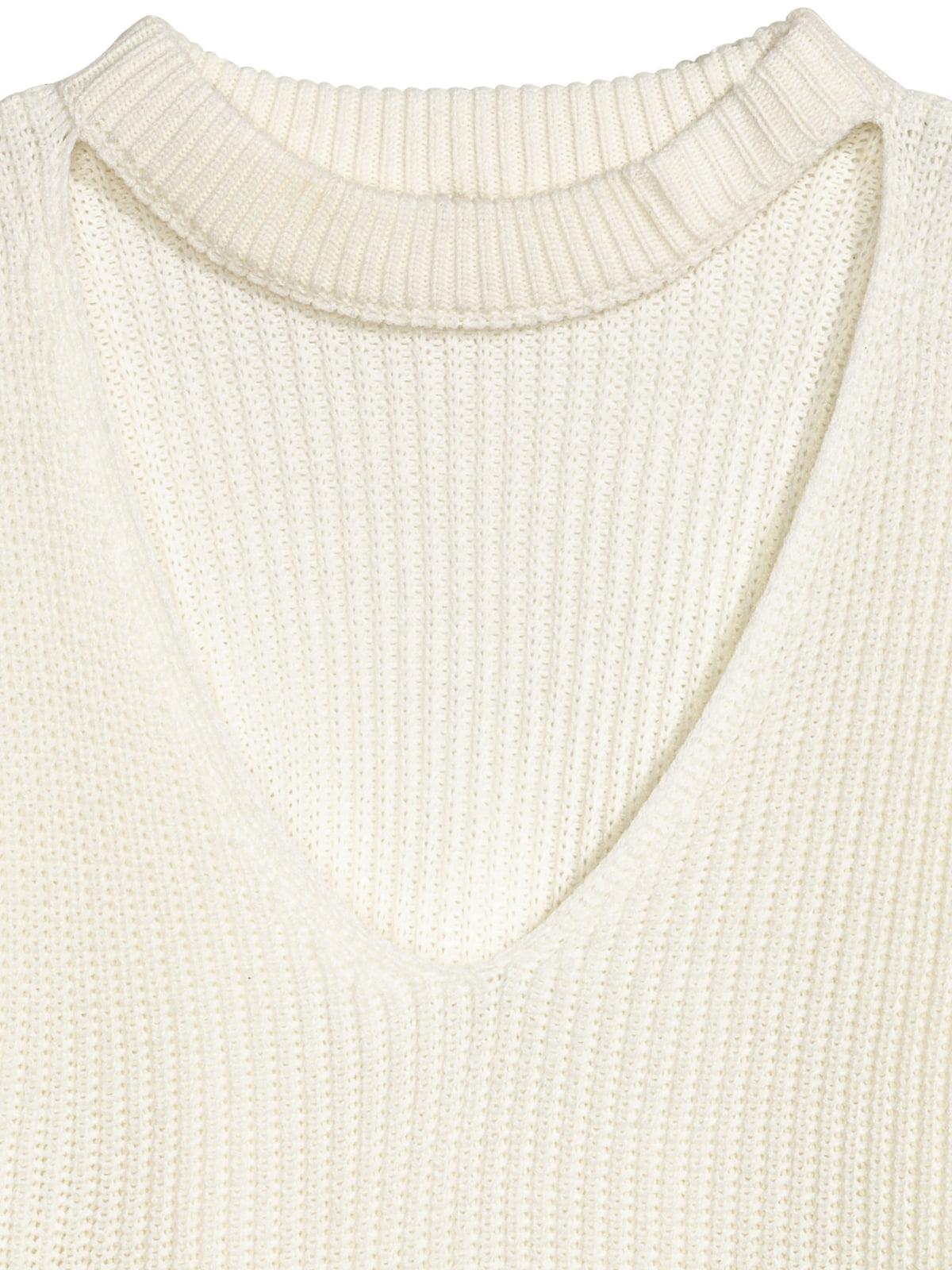 Пуловер белый | 5176547