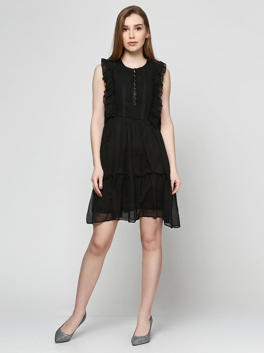 Платье черное | 5176284