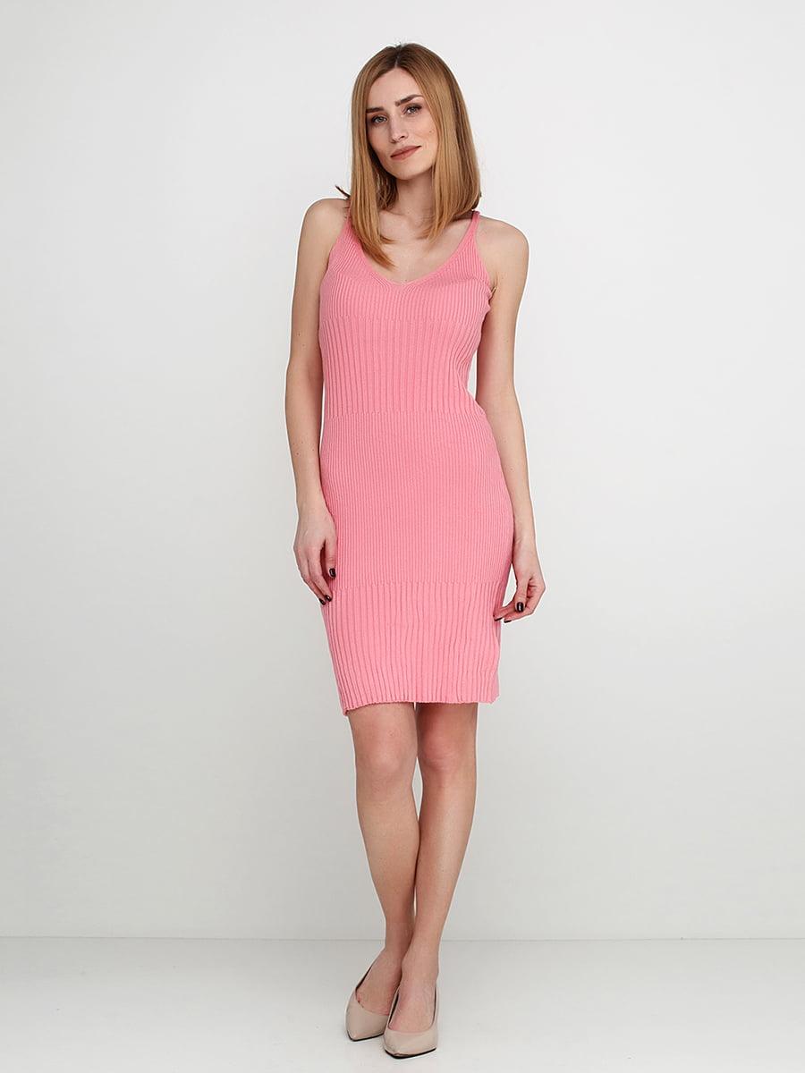 Платье розовое   5176407