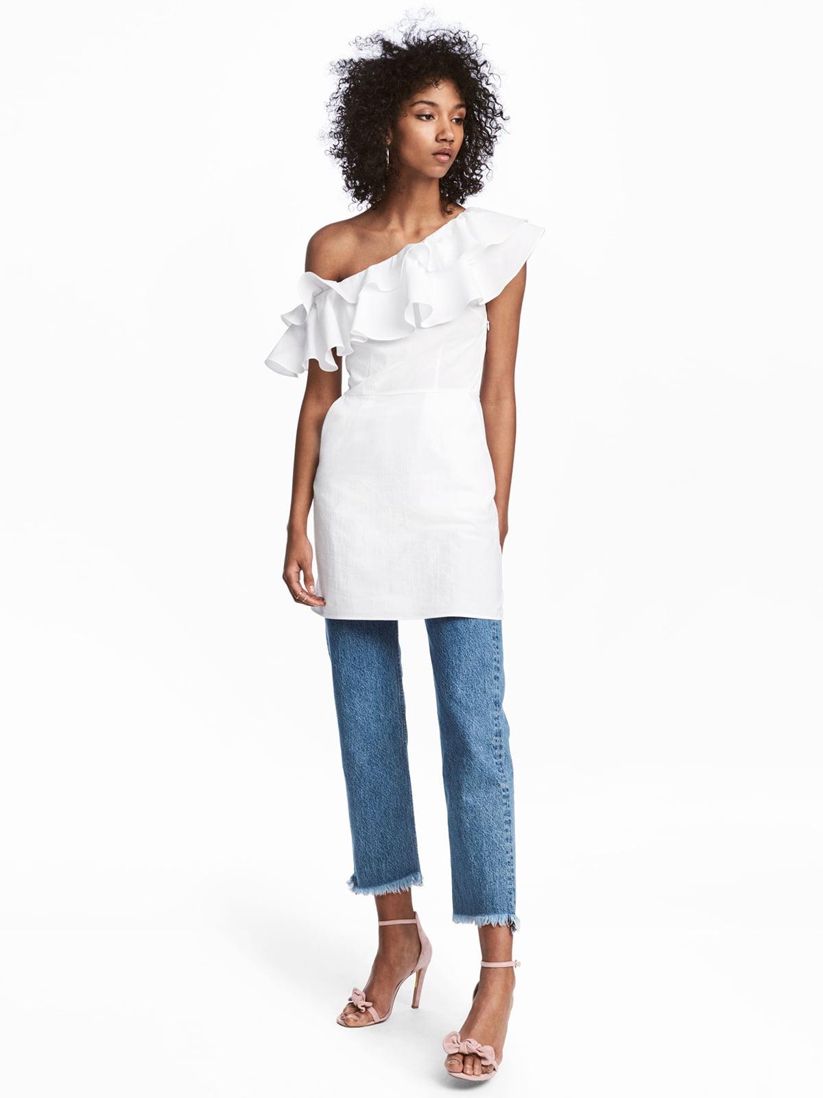 Платье белое   5176524