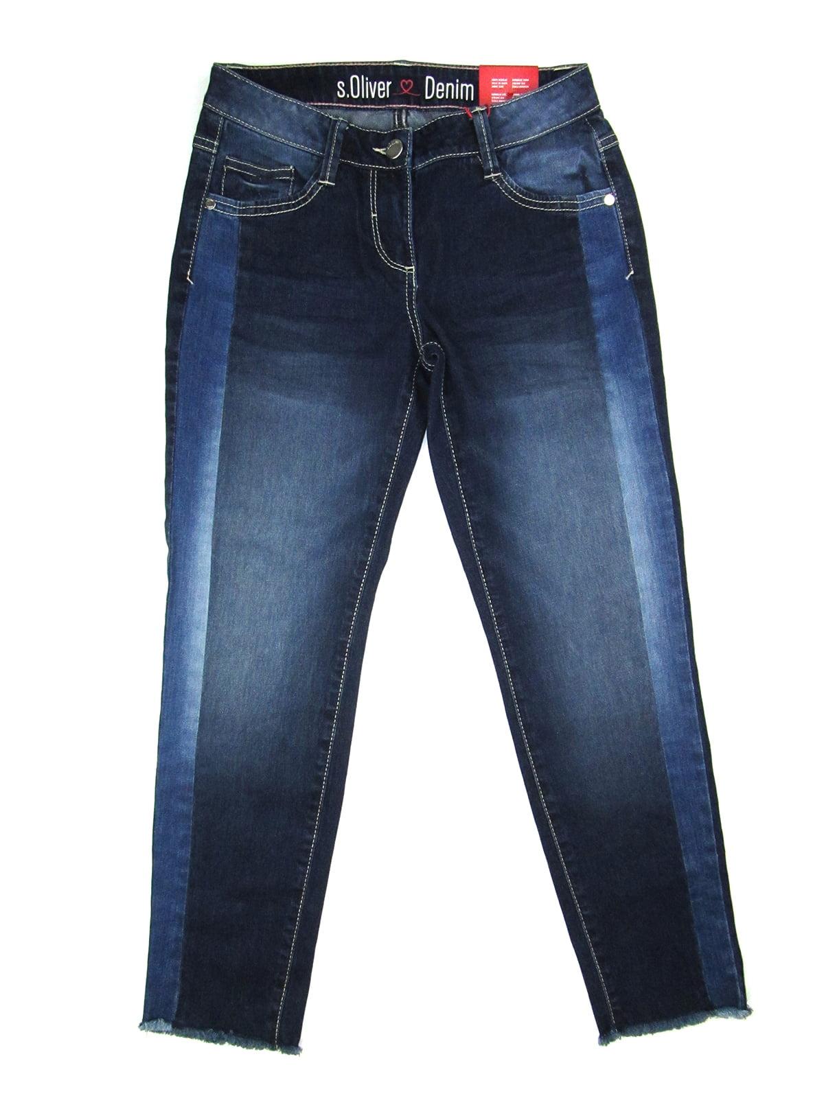 Джинси темно-сині   5177219