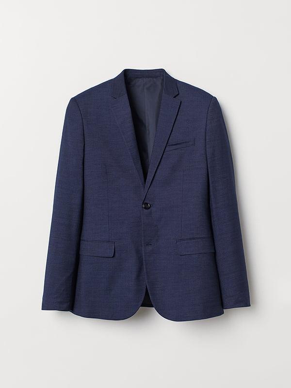 Пиджак темно-синий | 5168926
