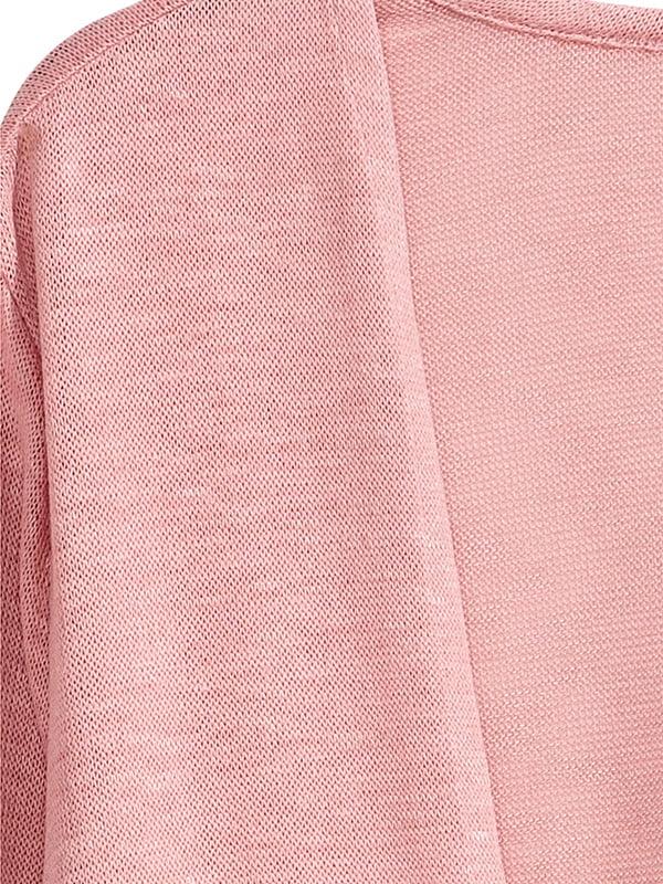 Кардиган розовый | 5176232