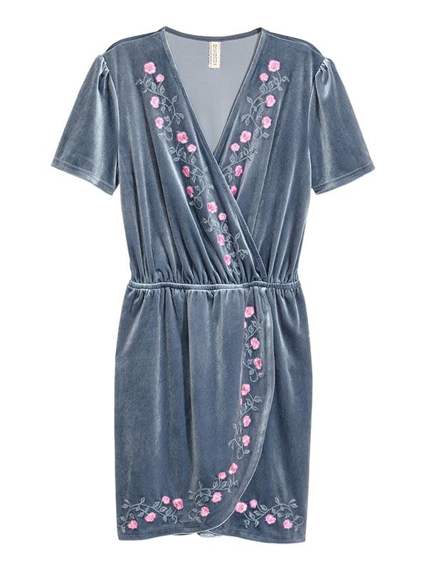 Платье бирюзовое | 5176465