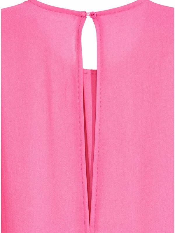 Платье розовое | 5176552