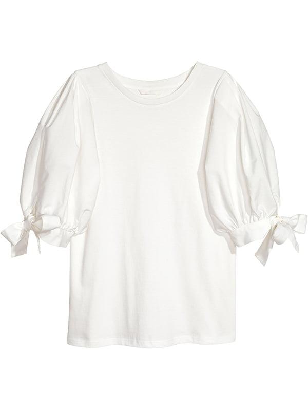 Блуза белая   5176555