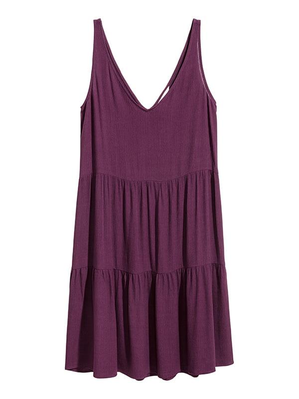 Платье темно-фиолетовое | 5176606