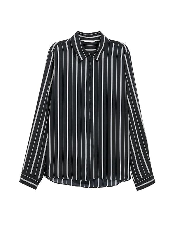 Блуза темно-синяя | 5176665