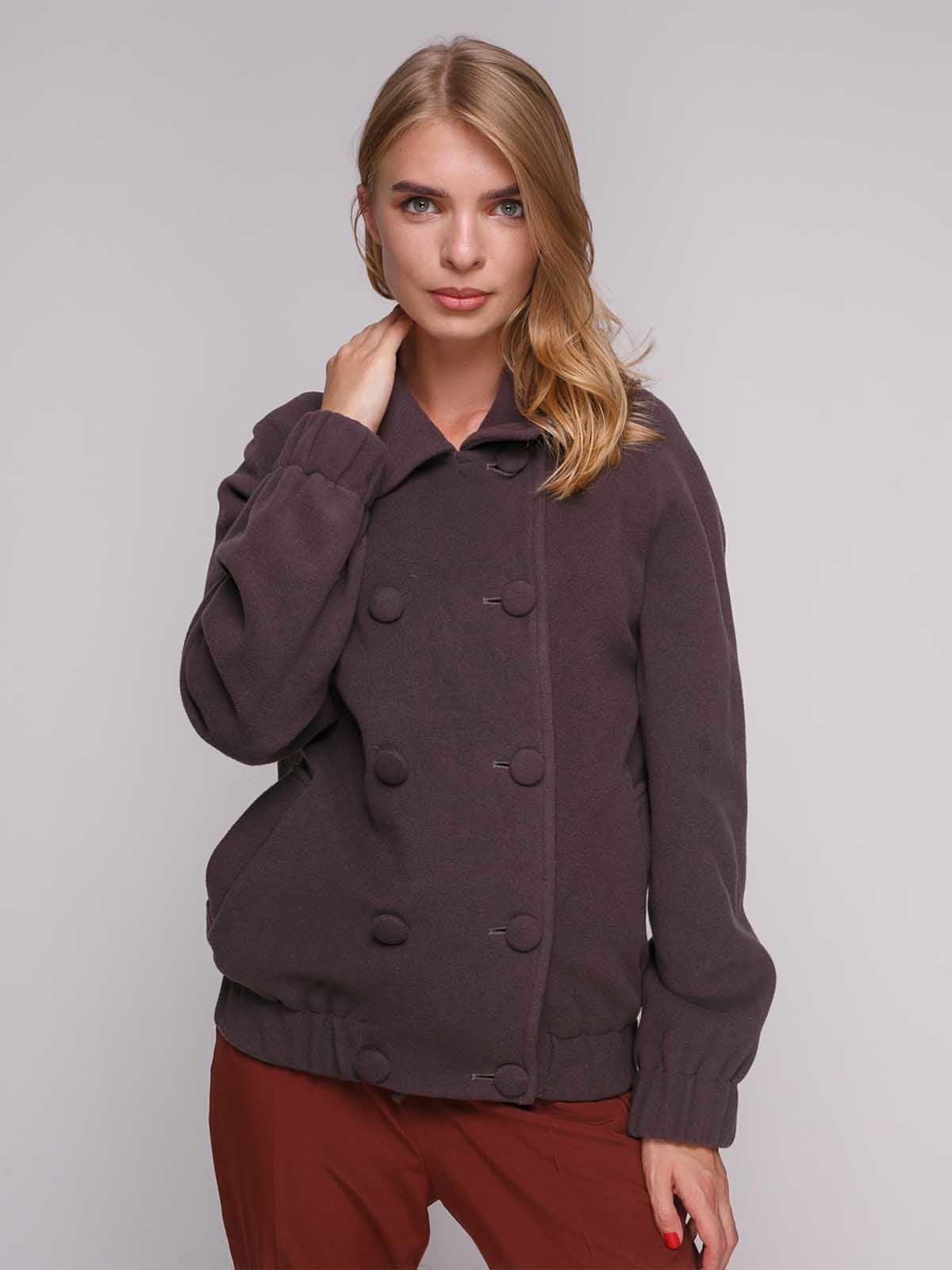 Куртка фиолетовая | 5173494