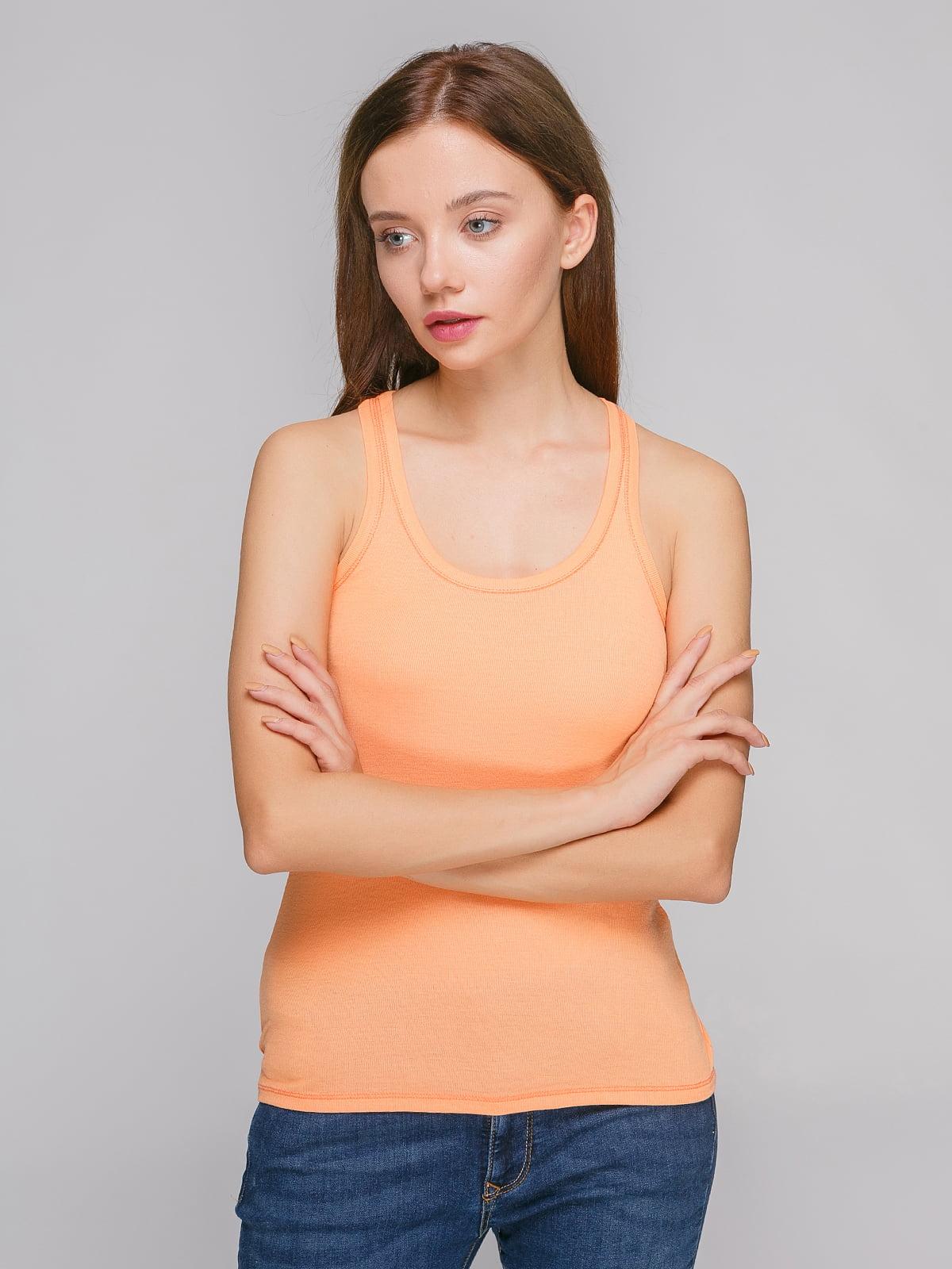 Майка помаранчева | 4623367