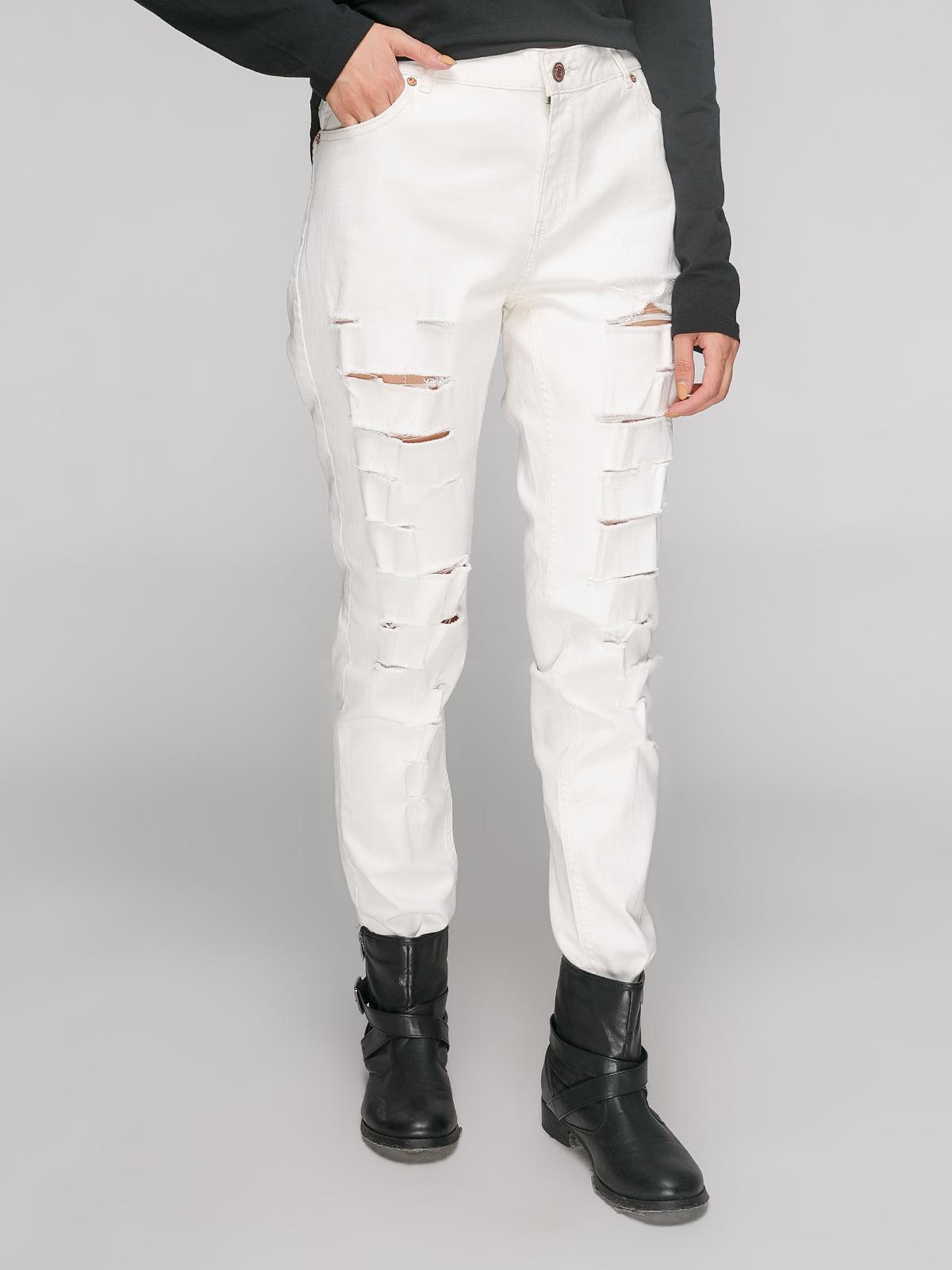 Джинси білі | 4643254